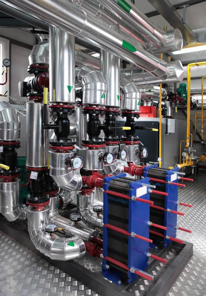 Опрессовка и промывка теплообменника пластинчатого теплообменника Пластинчатый теплообменник Sondex S201 Рыбинск