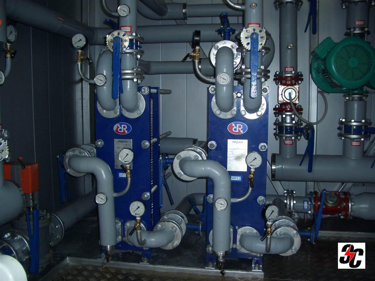 Водоподготовка воды перед теплообменником г н новгород теплообменник